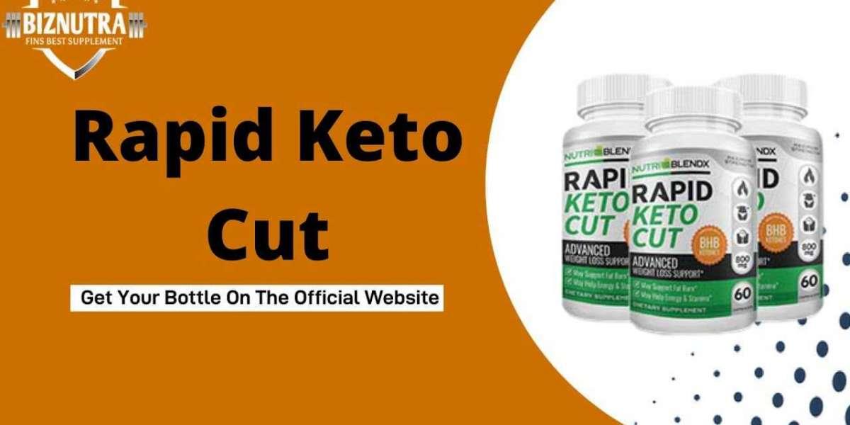 Rapid Keto Cut - Still Worthy in 2021? or Just a SCAM!
