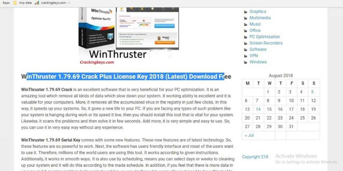 Activator Winthruster 1.79.69.2469 64 Pc Zip Latest Full