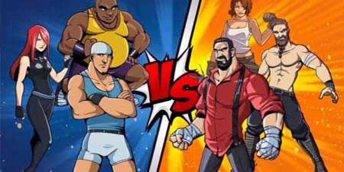 The Muscle Hustle: Slingshot Wrestling Game 2k Dubbed Full Hd Utorrent