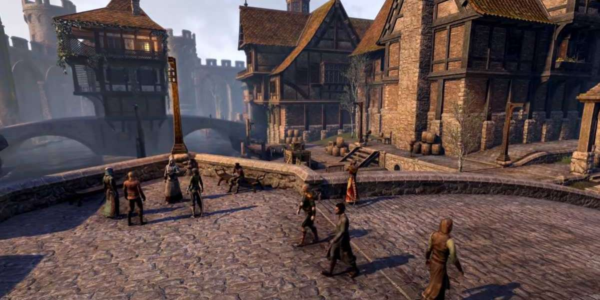 Farm Mobs in Public Dungeons - How to Make ESO Gold